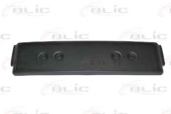 Крепление номерного знака Элементы бампера BLIC арт. 6509010017920P