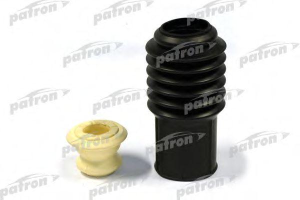 Амортизатор підвіски задній PATRON PPK10101