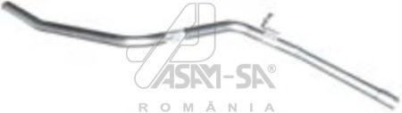 ASAM RENAULT Глушитель промежуточный (резонатор) Logan 1.5dCi ASAM 01347