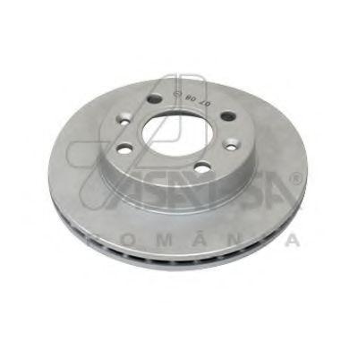 Тормозной диск передний ASAM 30070