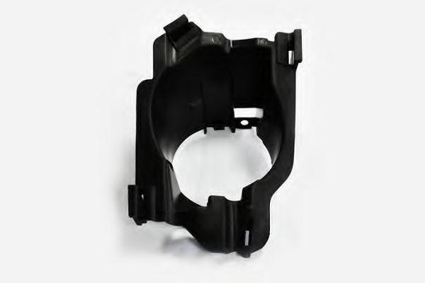 Рамка противотуманной фары Кронштейн п/туманных фар (09-) прав (30828) ASAM ASAM арт. 30828