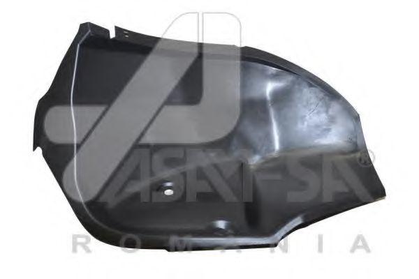 Подкрылок задний левый Renault Duster (10-) (80122) Asam в интернет магазине www.partlider.com
