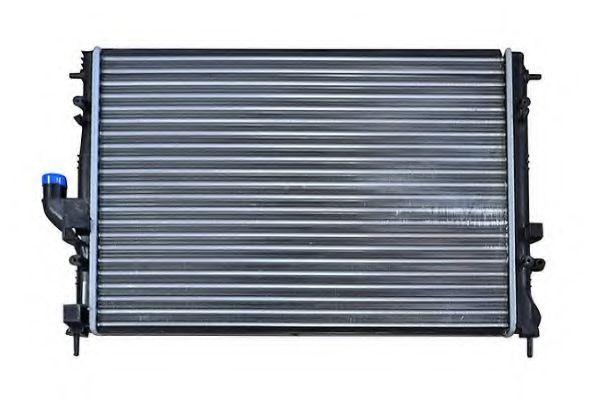 ASAM RENAULT Радиатор охлаждения Sandero,Logan,Duster 1.5dci,1.6 16V ASAM 30917
