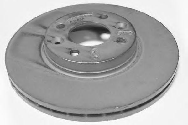 Тормозной диск вентилируемый (260X22) ASAM 30883