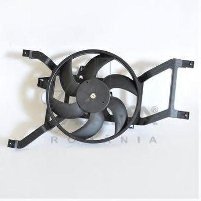 ASAM RENAULT Вентилятор радиатора (без AC) Sandero,Logan 1.5dCi ASAM 30446