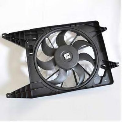 ASAM RENAULT Вентилятор радиатора Sandero,Logan 1.4/1.6,1.5dCi ASAM 30447