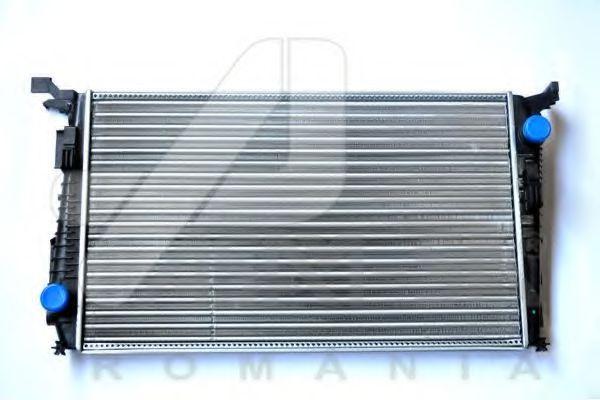 ASAM RENAULT Радиатор охлаждения Duster 1.5dCi 09- ASAM 32100
