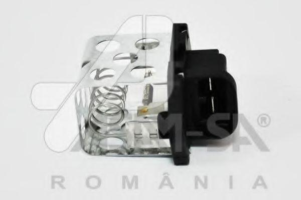 ASAM RENAULT Резистор вентилятора Sandero,Logan 1.5dci/1.6 16V ASAM 30959