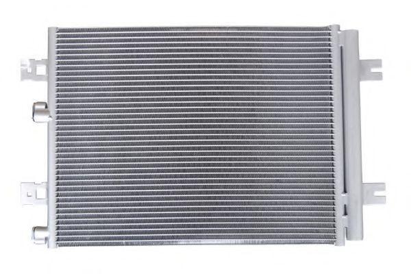 Радиатор кондиционера 1.5DCI E4; 1.6 16V в интернет магазине www.partlider.com