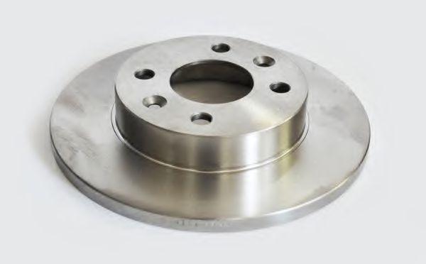 Тормозной диск передний не вент. (238X14) ASAM 30652
