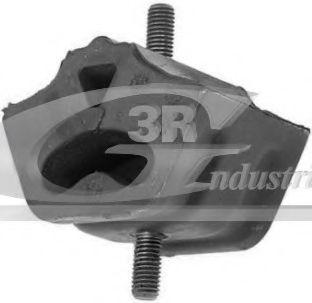 Подушка двигуна (трикутна) Audi 80, Coupe VW Passat, Santana 1.3-2.0 05.72-07.91 3RG 40709