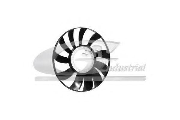 Вентилятор VAG/Skoda 1.6-2.0 11 лопастей в интернет магазине www.partlider.com