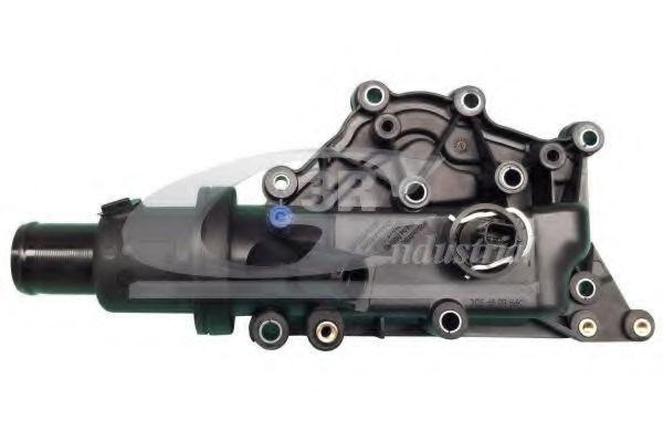 Термостат з корпусом Renault Kangoo/Megane II 1.6 16V 03- 3RG 81623