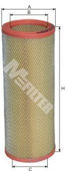 Фильтр воздушный RENAULT (пр-во M-filter)                                                             арт. A108