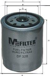 Фильтр топливный MFILTER DF328