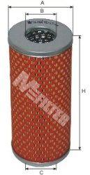Фильтр масляный двигателя Volga, Moskvich (пр-во M-filter) в интернет магазине www.partlider.com