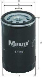 Фильтр масляный MFILTER TF39