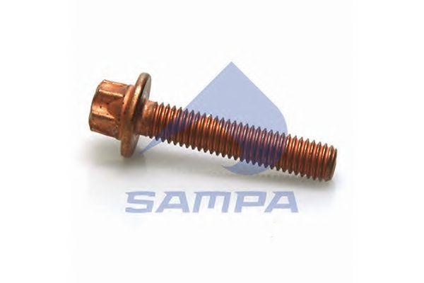Выпускной коллектор Screw SAMPA арт. 020428