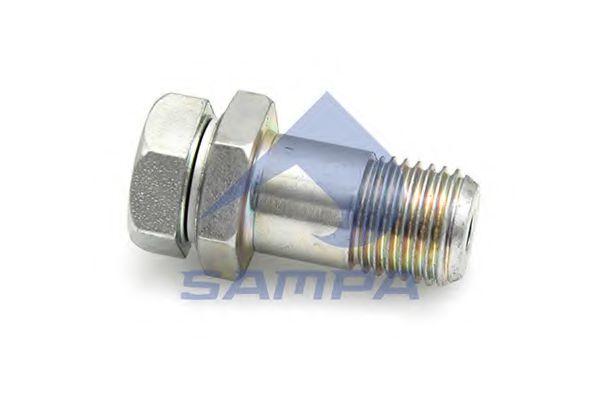 Перепускной клапан ТНВД Клапан, ТНВД SAMPA арт. 021375