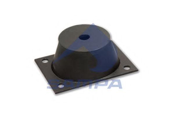 Подушка КПП Опора КПП SAMPA арт. 030080