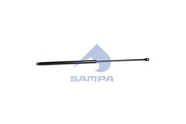 Газовые пружины (амортизаторы) Амортизатор дверей/капота SAMPA арт. 030164