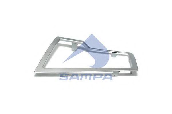 Основная фара Рамка, основная фара SAMPA арт. 032232
