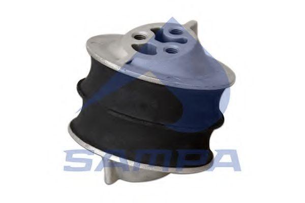 Подушка двигателя SCANIA 110x121 SAMPA 040160