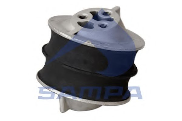 Подушка двигателя SCANIA 110x121 SAMPA 0401601