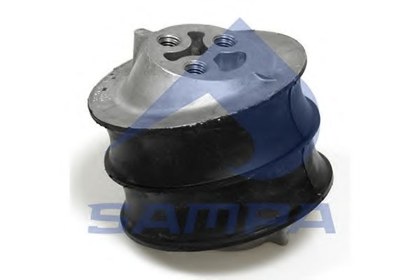 Подушка двигателя SCANIA 110x121 SAMPA 0401602
