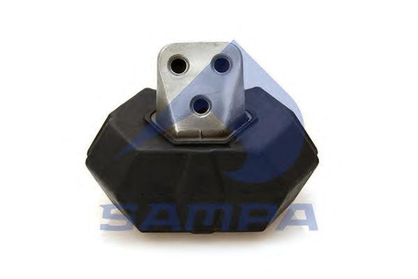 Подушка двигателя DAF 119x193x154 SAMPA 050081