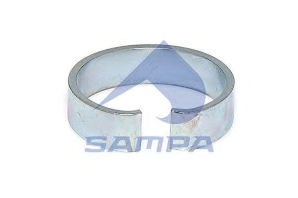 Ремкомплект шкворня Шайба гальмівної колодки опорна SAMPA арт. 070084
