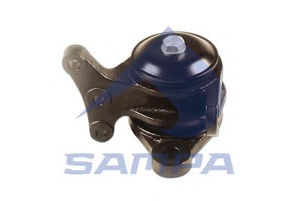 Подушка двигателя RVI 20/160x106 SAMPA 080162