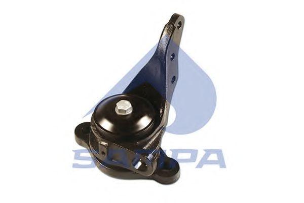 Подушка двигателя RVI 20/160x106 SAMPA 080163