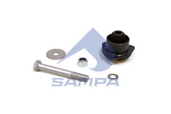 Подушка двигателя RVI 22,5x75x90 SAMPA 080593