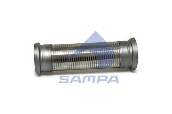 Трубы и гофры Гофра системи вихлопа SAMPA арт. 100052