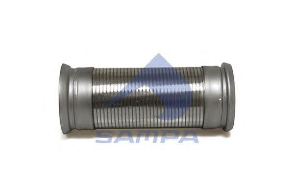 Трубы и гофры Гофра выхлопной системы SAMPA арт. 100054