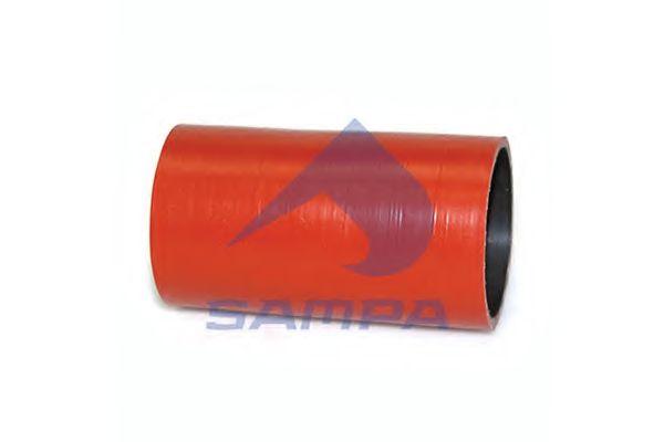 Патрубок вентиляции картера Патрубок інтеркулера SAMPA арт. 020496