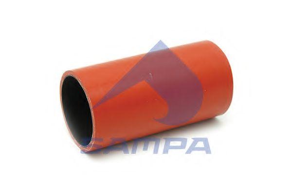 Патрубок вентиляции картера 81.9633.0300 патрубок турбонагнетателя (50х110) красный SAMPA арт. 021003