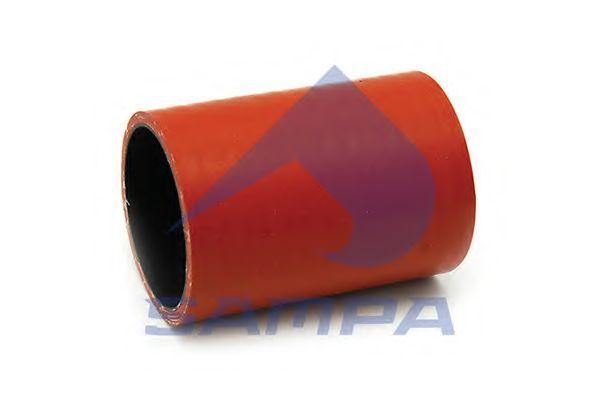 Патрубок вентиляции картера Патрубок радиатора (пр-во Sampa) SAMPA арт. 021019