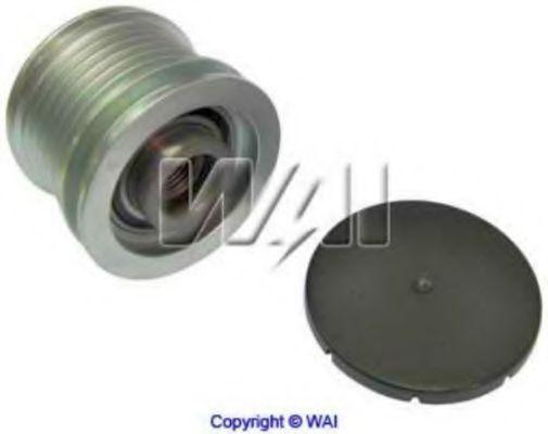 Фото - Шків генератора інерційний WAIglobal - 2491263