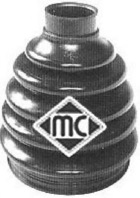 Пыльник ШРУСа (00155) Metalcaucho  арт. 00155