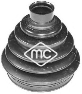 Пыльник ШРУСа наружн (00157) Metalcaucho  арт. 00157