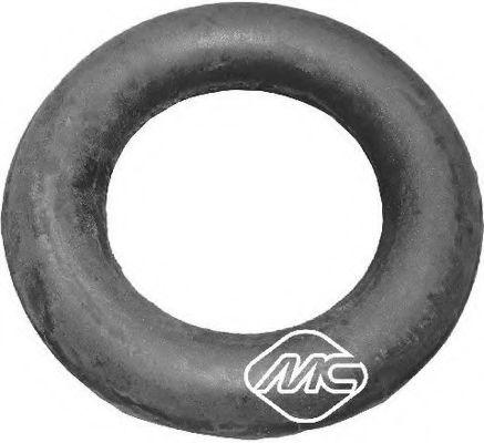 Прокладка выхлопной трубы Кронштейн глушителя (00262) Metalcaucho METALCAUCHO арт. 00262