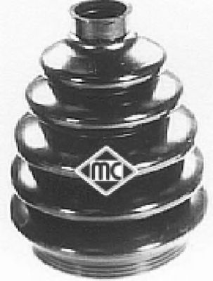 Пыльник ШРУСа (00297) Metalcaucho  арт. 00297