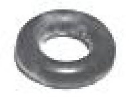 Прокладка выхлопной трубы Резиновое кольцо крепления глушителя VW/Audi METALCAUCHO арт. 00366