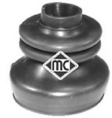 Пыльник ШРУСа (00407) Metalcaucho  арт. 00407