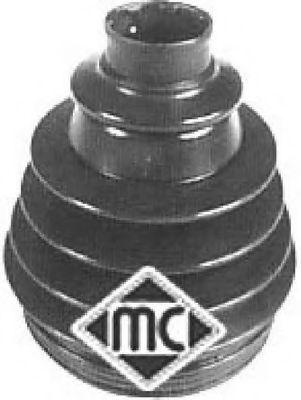 Пыльник ШРУСа (00499) Metalcaucho  арт. 00499