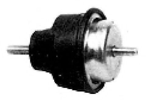 Подушка двигателя 1.6i 16V Peugeot 206/306/Berlingo/Partner METALCAUCHO 00697