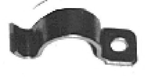 Крепление стабилизатора Кронштейн подвески стабилизатора  RENAULT Megane I, Super 5, Rapid,9,11,21 1981  арт. 00827