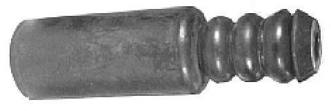 Відбійник+пильовик ам-тора перед. Renault Clio I, II, Kangoo, Twingo I, II 1.2-1.9Dti 05.90- METALCAUCHO 00998
